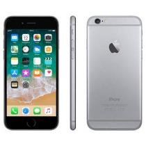 iPhone 6 Apple 64GB 4G iOS 8 Tela 4.7 Câm. 8MP - Proc. A8 Touch ID Wi-Fi GPS Cinza Espacial