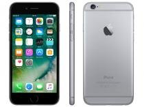 iPhone 6 Apple 64GB Cinza Espacial 4G Tela 4,7 - Retina Câmera 8MP iOS 8 Proc. M8