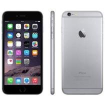 iPhone 6 Plus Apple 128GB 4G iOS 8 Tela 5.5 - Câm. 8MP Proc. A8 Touch ID Wi-Fi Cinza Espacial