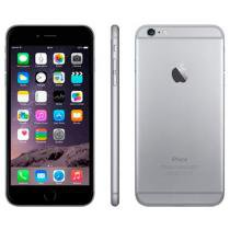 iPhone 6 Plus Apple 16GB 4G iOS 8 Tela 5.5 - Câm. 8MP Proc. A8 Touch ID Wi-Fi Cinza Espacial