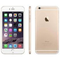 iPhone 6 Plus Apple 16GB 4G iOS 8 Tela 5.5 - Câm. 8MP Proc. A8 Touch ID Wi-Fi GPS NFC Dourado