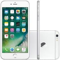 iPhone 6 Plus Apple 16GB 4G iOS 8 Tela 5.5 - Câm. 8MP Proc. A8 Touch ID Wi-Fi GPS NFC Prata