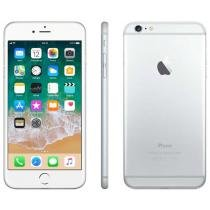 iPhone 6 Plus Apple 16GB 4G iOS 8 Tela 5.5 - Câm. 8MP Proc. A8 Touch ID Wi-Fi GPS Prata