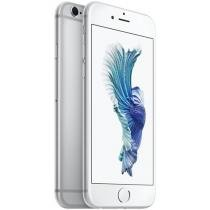 iPhone 6s Apple 128GB Prata 4G Tela 4.7 Retina - Câm. 12MP + Frontal 5MP iOS 10 Proc. Chip A9
