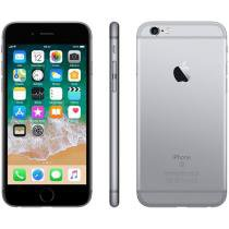 iPhone 6S Apple 16GB 4G iOS 9 Tela 4.7 3D Touch - Câm. 12MP Proc. Chip A9 Touch ID - Cinza Espacial
