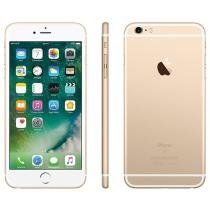 iPhone 6s Plus Apple 32GB Dourado 4G Tela 5.5 - Retina Câmera 5MP iOS 10 Proc. A9 Wi-Fi