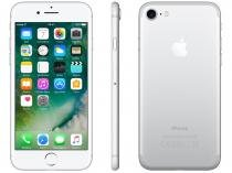 iPhone 7 Apple 128GB Prateado 4G Tela 4.7 Retina - Câm. 12MP + Selfie 7MP iOS 10 Proc. Chip A10