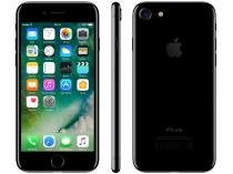 iPhone 7 Apple 128GB Preto Brilhante 4G Tela 4.7 - Retina Câm. 12MP + Selfie 7MP iOS 10