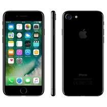 iPhone 7 Apple 256GB Preto Brilhante 4G Tela 4.7 - Retina Câm. 12MP + Selfie 7MP iOS 10