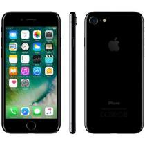 iPhone 7 Apple 32GB Preto Brilhante 4G Tela 4,7 - Retina Câm 12MP + Selfie 7MP iOS 11 Proc. Chip A10