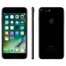 "iPhone 7 Plus Apple 128GB Preto Brilhante 4G - Tela 5.5"" Câm. 12MP + Selfie 7MP iOS 10"
