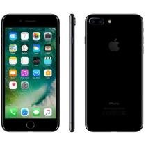 iPhone 7 Plus Apple 32GB Preto 4G Tela 5,5 Retina - Câmera 12MP + Selfie 7MP iOS 11 Proc. Chip A10