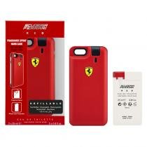 Iphone Cover Scuderia Ferrari Red Eau de Toilette Ferrari - 2x 25ml - Kit Masculino Refilável
