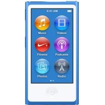 iPod Nano Apple 16GB - Multi-Touch Azul