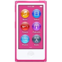 iPod Nano Apple 16GB - Multi-Touch Pink
