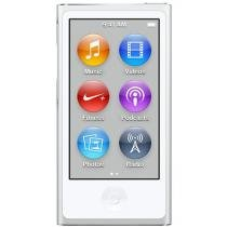 iPod Nano Apple 16GB - Multi-Touch Prata