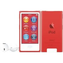 iPod Nano Apple 16GB Tela Multi-Touch Bluetooth - Vermelho
