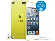 iPod Touch Apple 16GB Multi-Touch Wi-Fi Bluetooth - Câmera 5MP MGG12BZ/A Amarelo