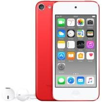 iPod Touch Apple 16GB Tela Multi-Touch Bluetooth - Câm. 5MP + Selfie Vermelho