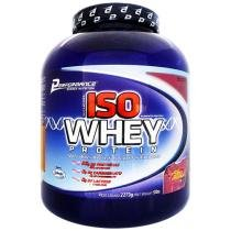 Iso Whey Protein Morango 2,273kg