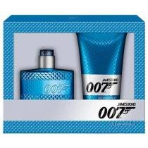 James Bond Kit Ocean Royale Perfume Masculino - Eau de Toilette 50ml + Gel de Banho 150ml