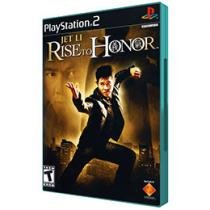 Jet Li: Rise to Honor p/ PS 2