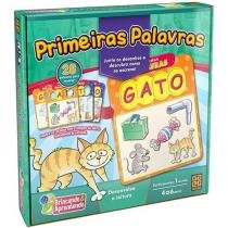 Jogo Primeiras Palavras
