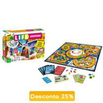 Jogo The Game Of Life Aventuras