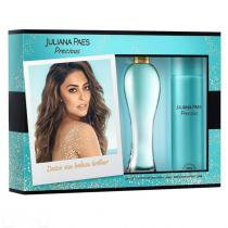 Juliana Paes Precious Eau de Toillete Juliana Paes - Perfume Feminino 100ml  Desodorante 150ml - Juliana Paes