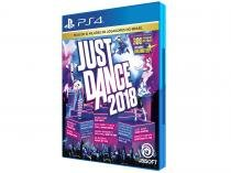 Just Dance 2018 para PS4 - Ubisoft