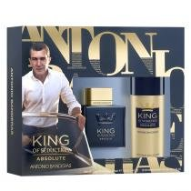 King of Seduction Absolute Eau de Toilette Antonio Banderas - Perfume Masculino  Desodorante Spray - Antonio Banderas