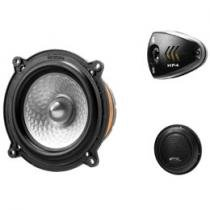 Kit 2 Vias Tweeter e Woofer 5 Polegadas 70W RMS