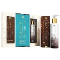 Kit Bronze Best Care - Autobronzeador Spray 100ml - Hidratante Corporal 100g - Best Bronze