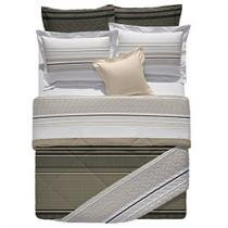 Kit Colcha Matelass Dallas King Size 100% Algodo