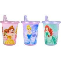 Kit com 3 Copos Disney Princesas 296ml - The First Years