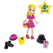 Kit Fashion Polly Pocket - Mattel