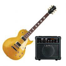 Kit Guitarra Les Paul Strinberg CLP 79