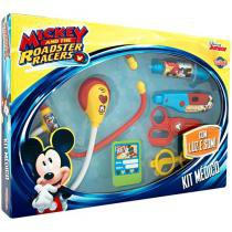 kit Médico Mickey and The Roadster Racers - Disney Junior Toyng
