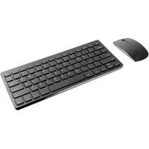Kit Teclado e Mouse Multilaser - Mini Slim