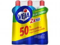Kit Veja Multiuso Squeeze 500ml - 3 Unidades