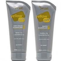 Kit Yellow Off c/ Shampoo Desamarelador 200ml