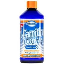 L-Carnitina 1000mg 473ml Laranja - Arnold Nutrition