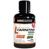 L-Carnitina 1000mg Tangerina 480ml - Neo Nutri