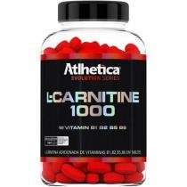 L-Carnitine 1000 60 Tabletes - Atlhetica