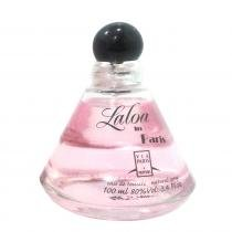 Laloa In Paris Eau De Toilette Via Paris - 100ml - Perfume Feminino