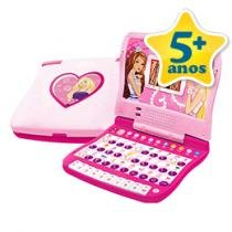 Laptop B-Bright da Barbie 12 Atividades - Oregon
