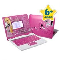 Laptop Barbie B-Music 80 Atividades