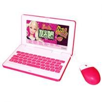 Laptop da Barbie 25 Atividades Voz Oficial Barbie - Oregon