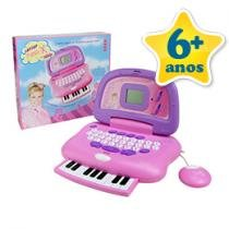 Laptop Piano-X da Xuxa - Candide 3103