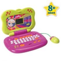 Laptop Polly Pocket 33 Atividades